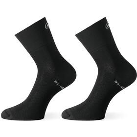 ASSOS GT Calcetines, negro